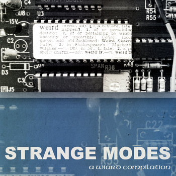Strange Modes - A Wiard Compilation cover art