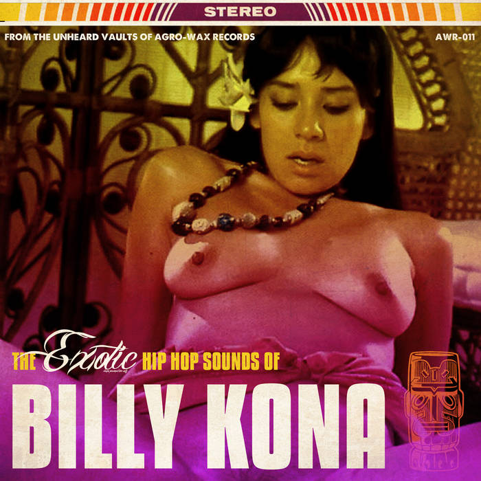 The Exotic World of Billy Kona cover art