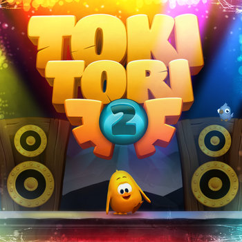 Toki Tori 2 Original Soundtrack cover art