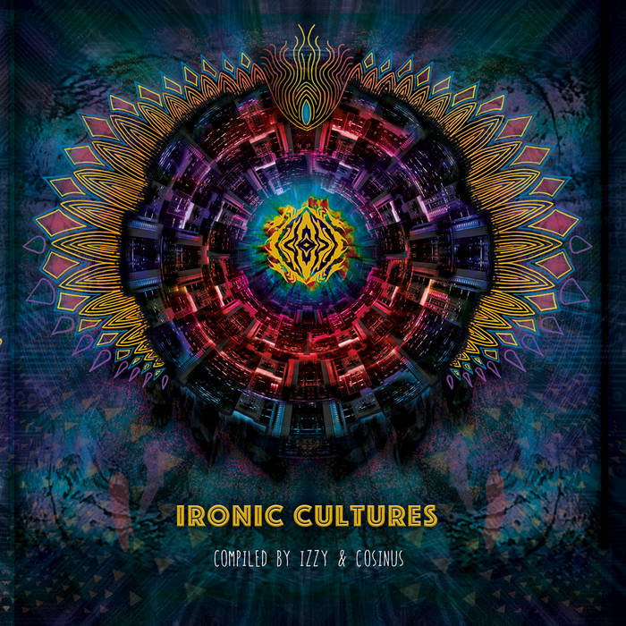 Ironic Cultures cover art