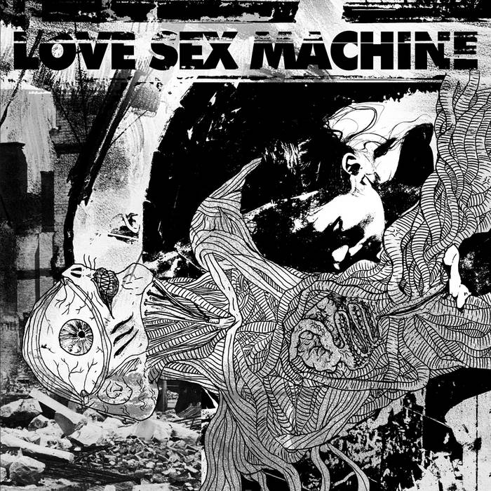 Love Sex Machine cover art