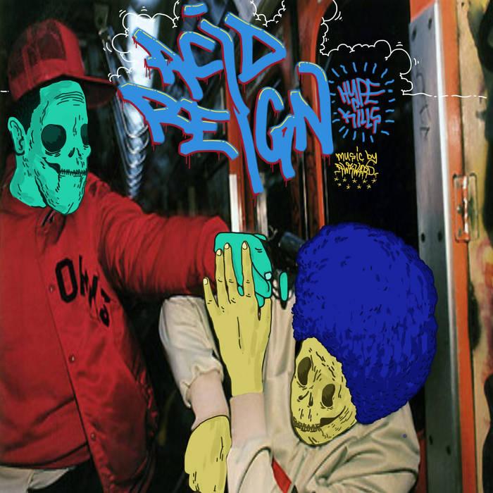 Hype Kills cover art