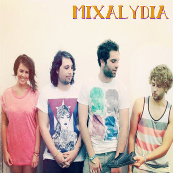 MIXALYDIA cover art