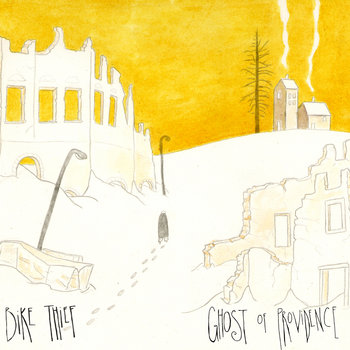 Ghost of Providence cover art