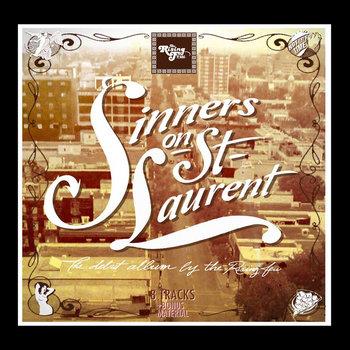 Sinners On St. Laurent cover art