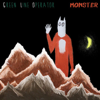 Monster EP cover art