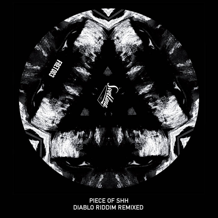 FRET003: Diablo Riddim remixed cover art