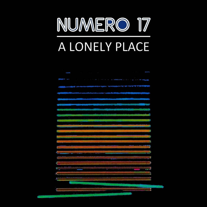 A LONELY PLACE cover art