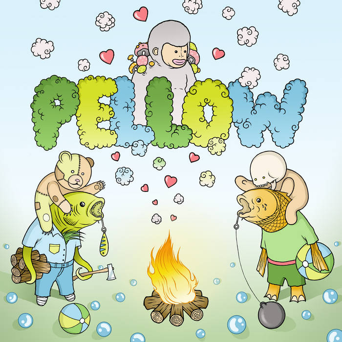 Pellow (2013) cover art