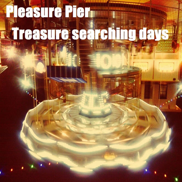 Treasure Searching Days cover art