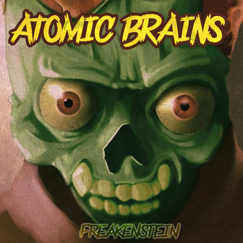 Atomic Brains (Halloween 2014) cover art