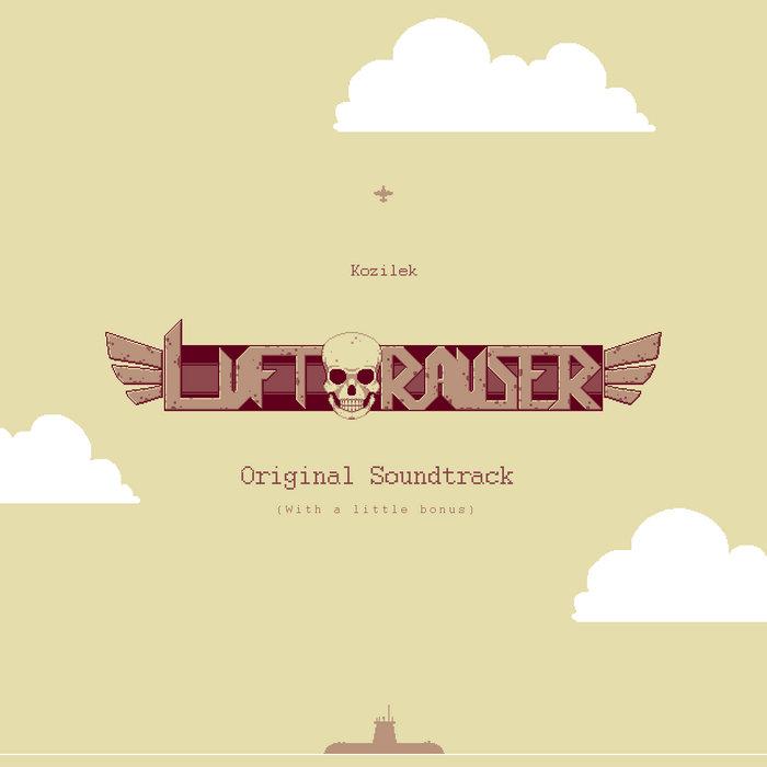 Luftrauser OST cover art