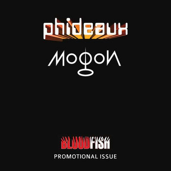 Phideaux & Mogon Promotional Issue cover art