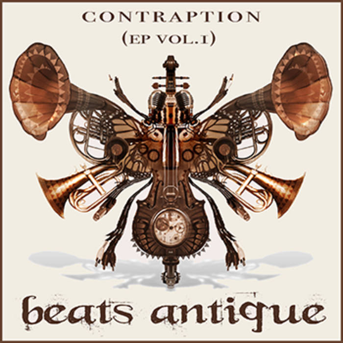 Contraption (EP vol I ) cover art