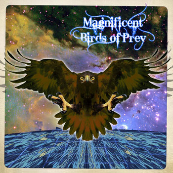 Magnificent Birds of Prey cover art
