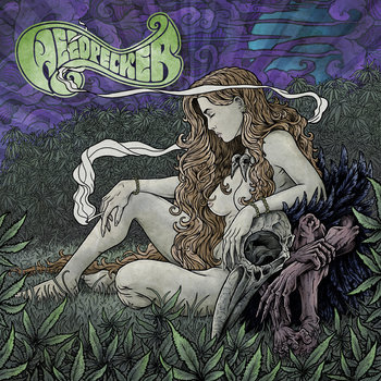 Weedpecker cover art