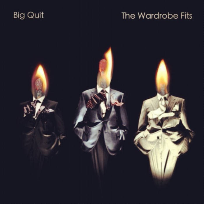 The Wardrobe Fits cover art