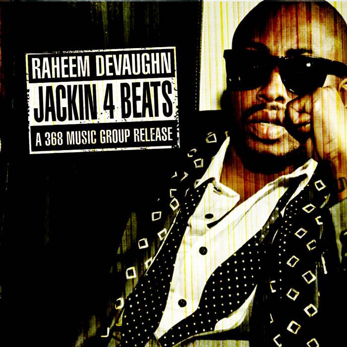Jackin 4 Beats cover art