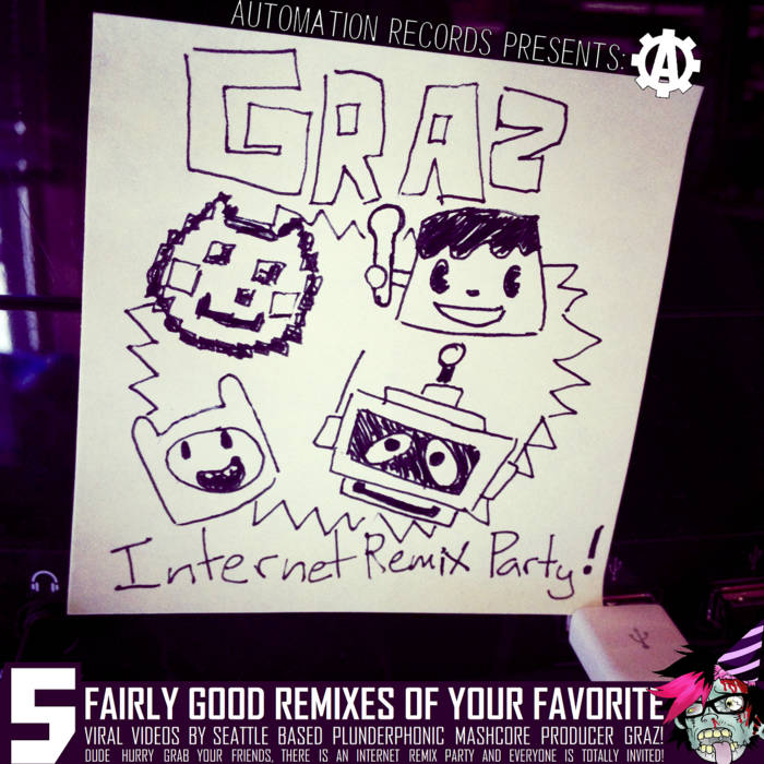 Internet Remix Party cover art