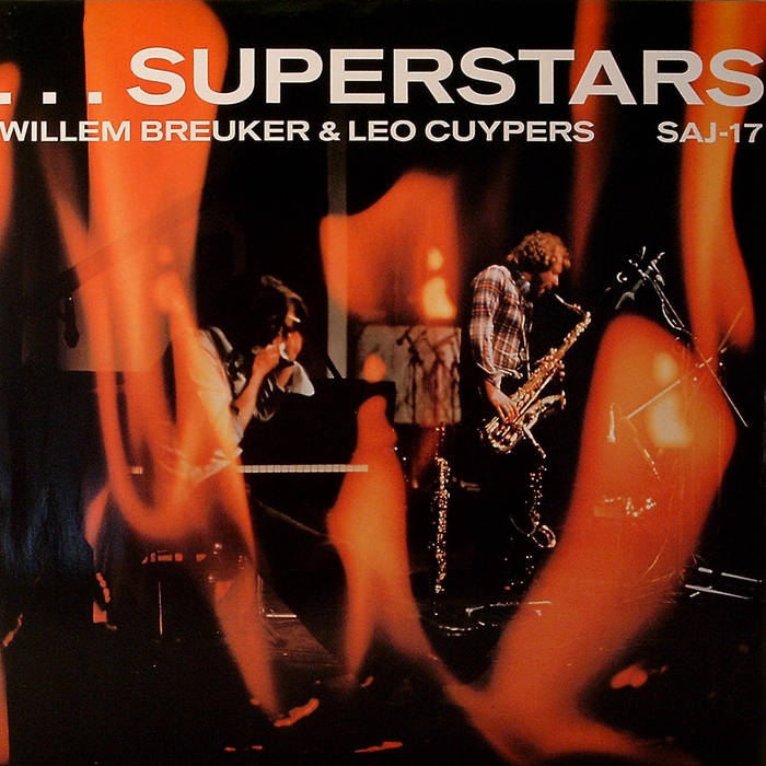 ...Superstars cover art
