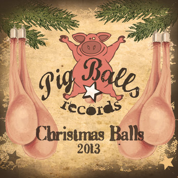 Christmas Balls cover art