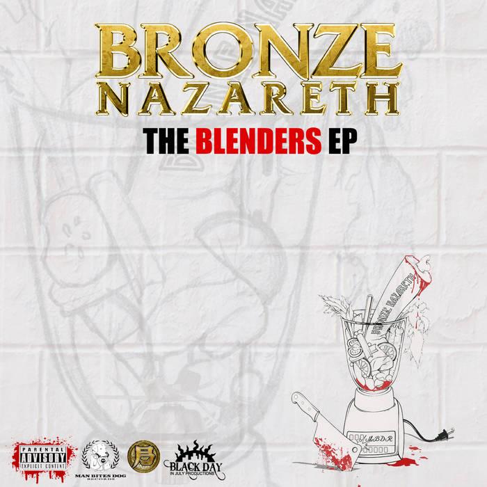 The Blenders EP cover art
