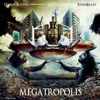 Megatropolis cover art
