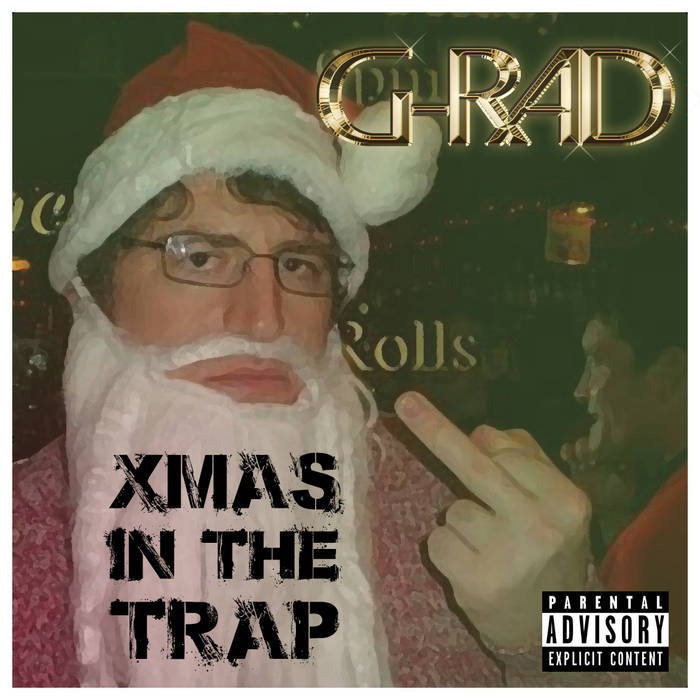 Xmas In The Trap cover art
