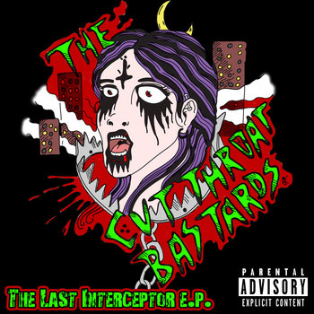 The Last Interceptor E.P. cover art