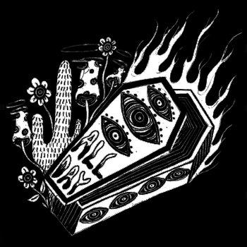 Coffin cover art