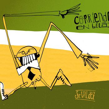 Corriendo en Bolas cover art