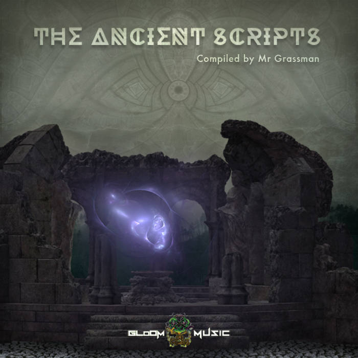 V.A The Ancient Scripts cover art