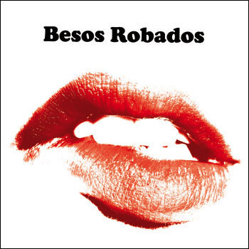 Besos Robados cover art