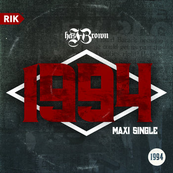 1994 [Maxi Single] cover art