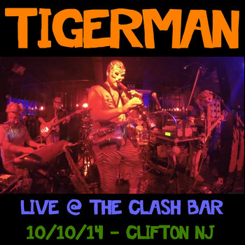 Live at The Clash Bar cover art