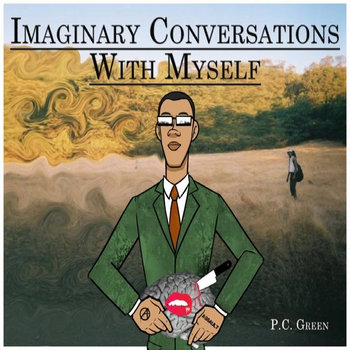 Imaginary Conversations With Myself cover art