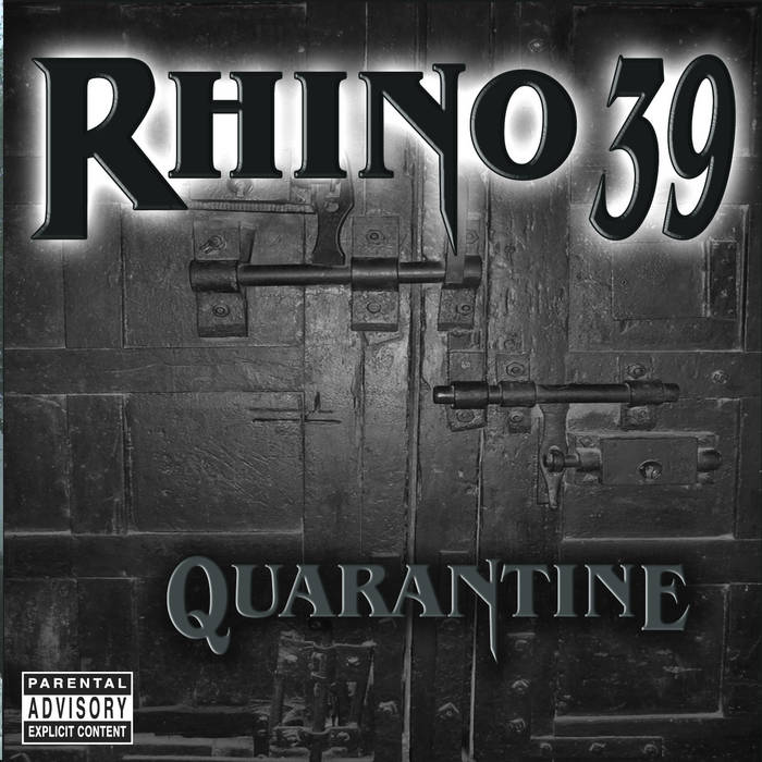 Quarantine cover art