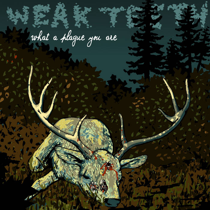 What A Plague You Are cover art