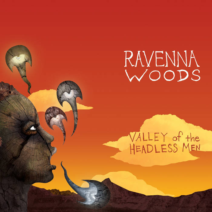 Valley of the Headless Men cover art