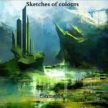 Sketches of Colour cover art