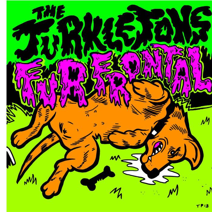 Fur Frontal cover art