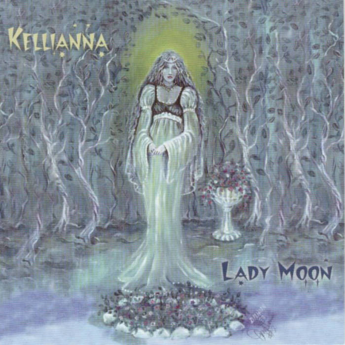 Lady Moon cover art