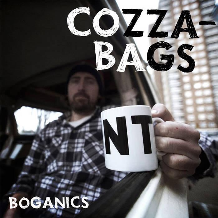 Boganics cover art