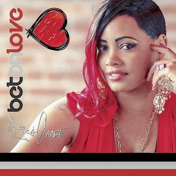 BET ON LOVE - Dice Gamble Album cover art