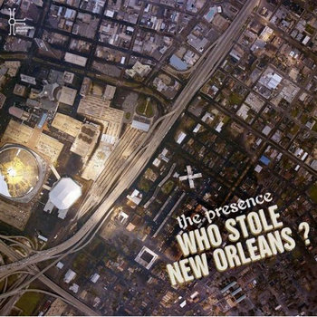 Who Stole New Orleans? cover art