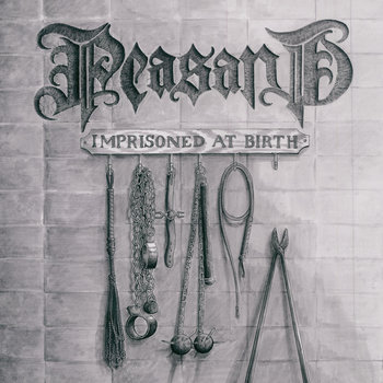 Imprisoned at Birth EP cover art