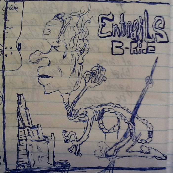 Entrails cover art