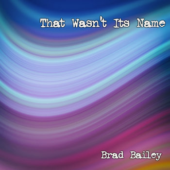 That Wasn't Its Name cover art