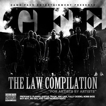 """The Law Compilation"" cover art"