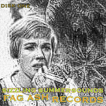 SIZZLING SUMMER SOUNDS (disk one) cover art